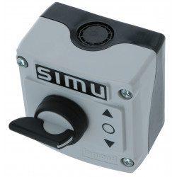 Inverseur à bouton Simu stable