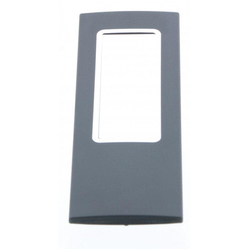 Cadre pour télécommande Simu Hz - Anthracite chrome