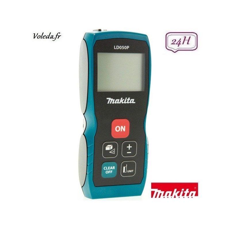 Telemetre Laser Makita 50 m - LD050P