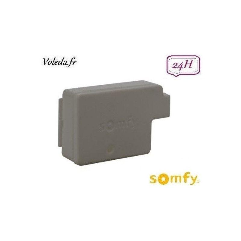 Recepteur Somfy Rts 433 MHz - Glydea - rideau et voilage