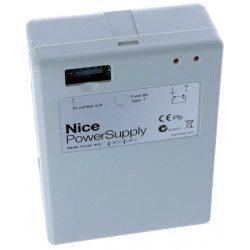 Batterie de secours pour motorisation Nice PS124