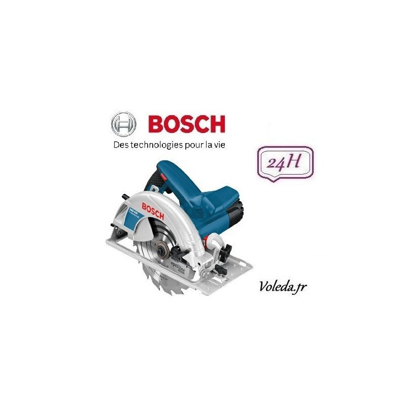 Scie circulaire Bosch GKS 190 1400 W 190 mm
