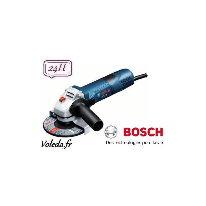 Meuleuse disqueuse Bosch GWS 7-125 720 W