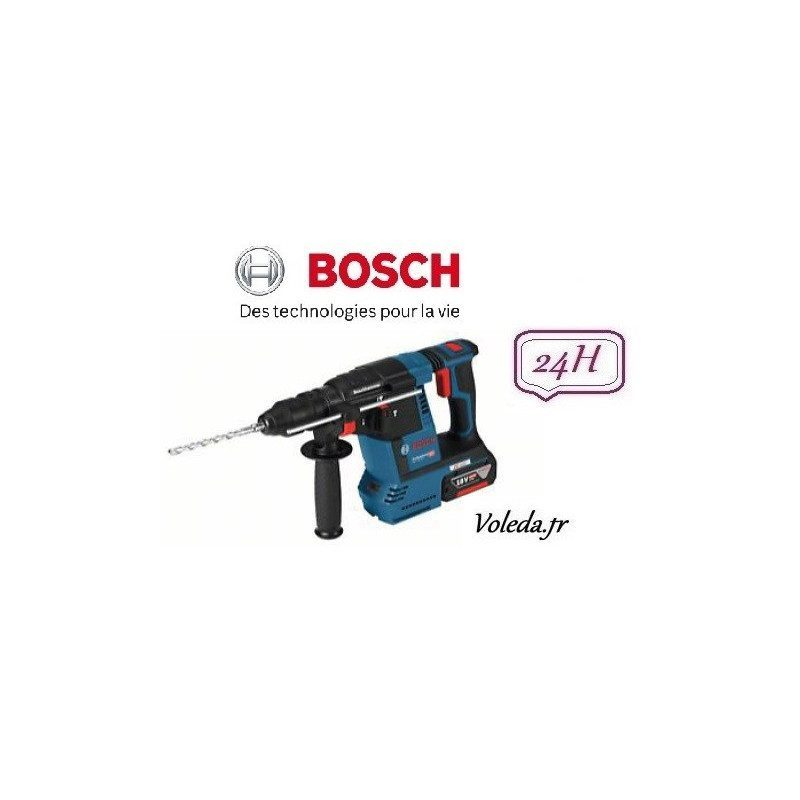 Perforateur Bosch SDS-Plus GBH 18V-26 F