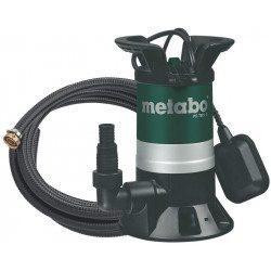 Pompe d'evacuation Metabo PS 7500 S + accessoires - Set 690864000