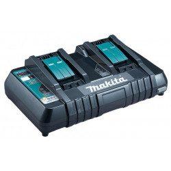Chargeur Makita 2 batteries Makstar Li-Ion 18V - Makita DC18RD