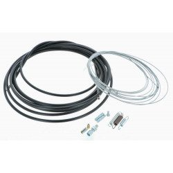 Kit cable metallique Nice KA1