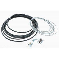 Kit cable metallique Nice KA1