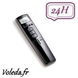 Telecommande Becker TimeControl TC445-II noire