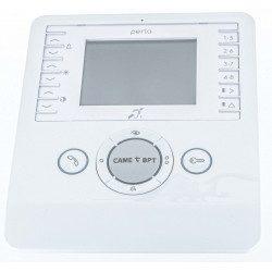 Portier vidéo mains libres avec écran LCD Came 62100230