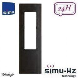 Cadre pour télécommande Simu Hz - Anthracite