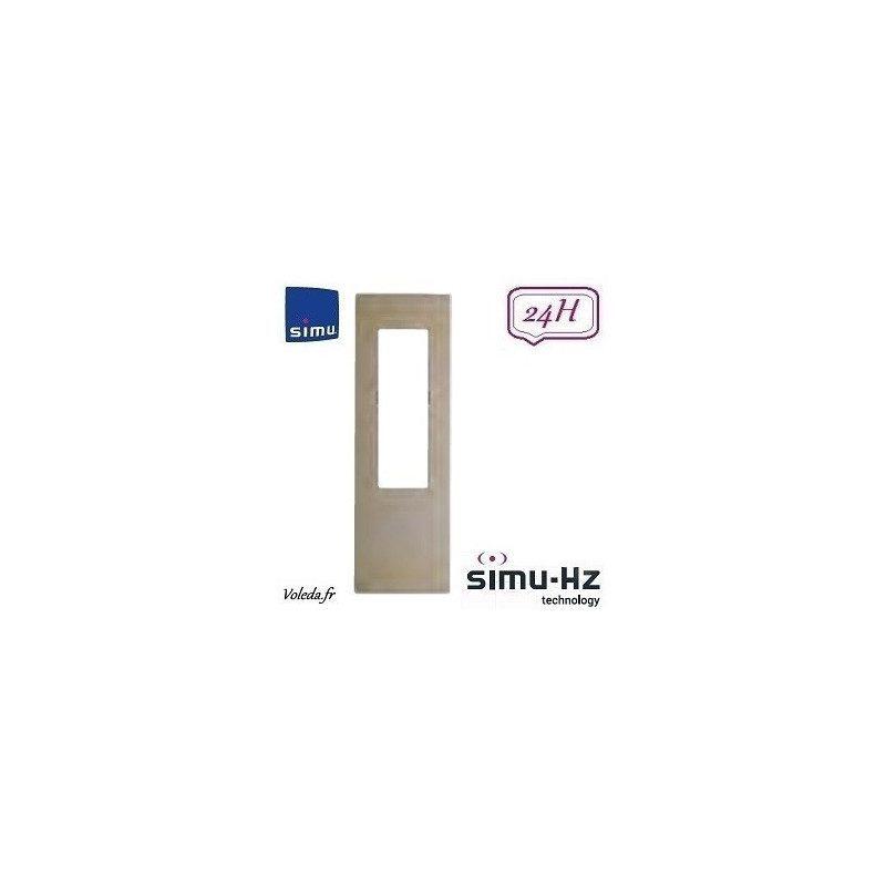 Cadre pour télécommande Simu Hz - Taupe