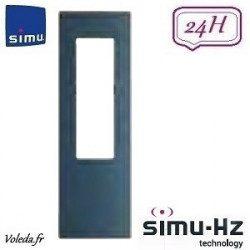 Cadre pour télécommande Simu Hz - Bleu minéral