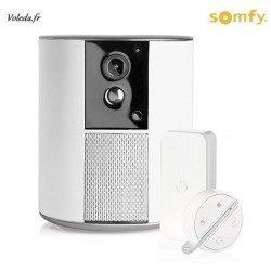 Somfy One+ Caméra et alarme
