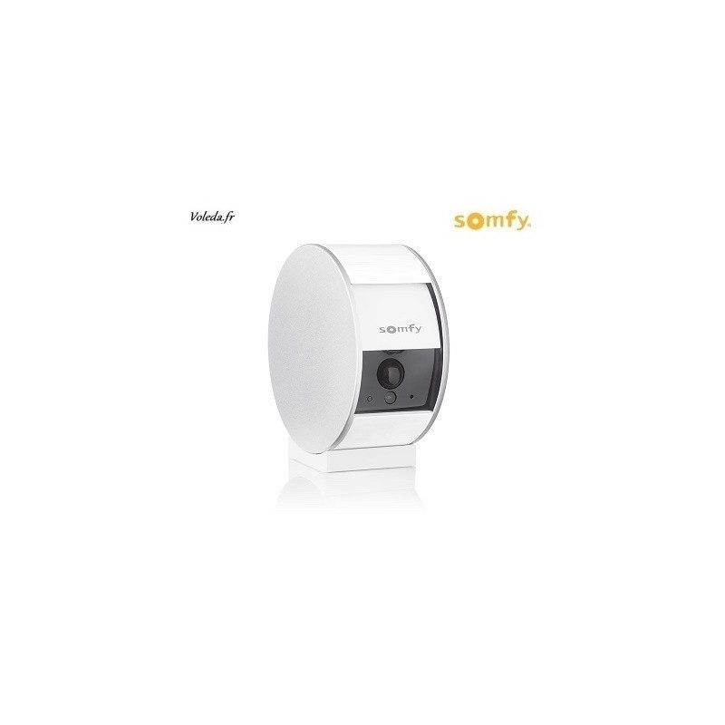 Caméra IP Somfy connectee - Somfy Security Camera