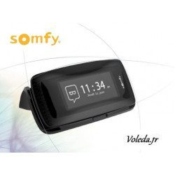 Telecommande Somfy Nina Timer io - Horloge