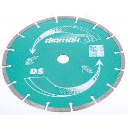 Disque Makita 230 diamant béton - D-65246
