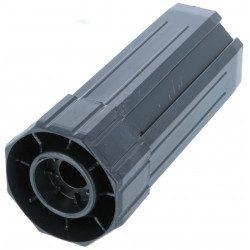 Embout volet roulant côté opposé axe octogonal 60 - 28 mm