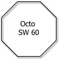 Bagues adaptation moteur Selve octogonal 60
