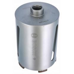 Couronne de forage à sec diamantée Bosch 107 mm