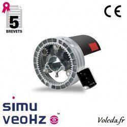 Moteur Simu Central - Centris veoHz L 100 newtons 76/220