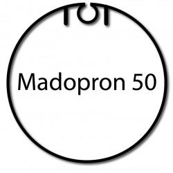 Bague adaptation moteur Somfy LS40 Madopron 50