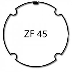 Bagues moteur Cherubini - ZF 45 - Volet roulant - Store