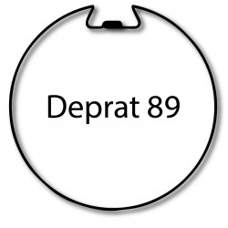 Bagues moteur volet roulant Simu-Somfy LT50 - T5 - Deprat 89
