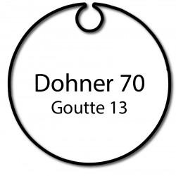 Bagues moteur volet roulant Simu T5 Dmi5 - Dohner 70x1