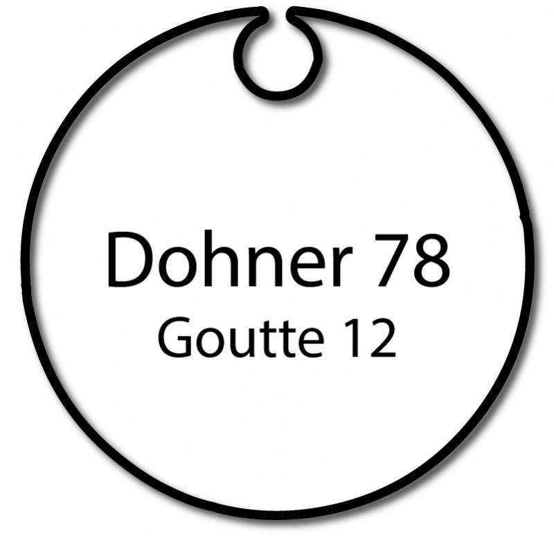 Bagues moteur volet roulant Simu T5 Dmi5 - Dohner 78