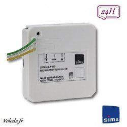 Micro Emetteur Simu Hz pour eclairage SEQ