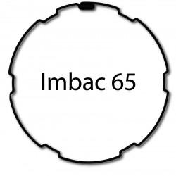 Bague adaptation moteur Somfy LT50 Imbac 65