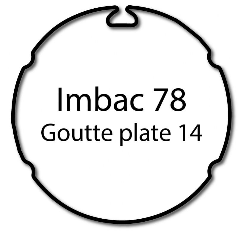 Bagues moteur volet roulant Simu T6 Dmi6 - Imbac 78