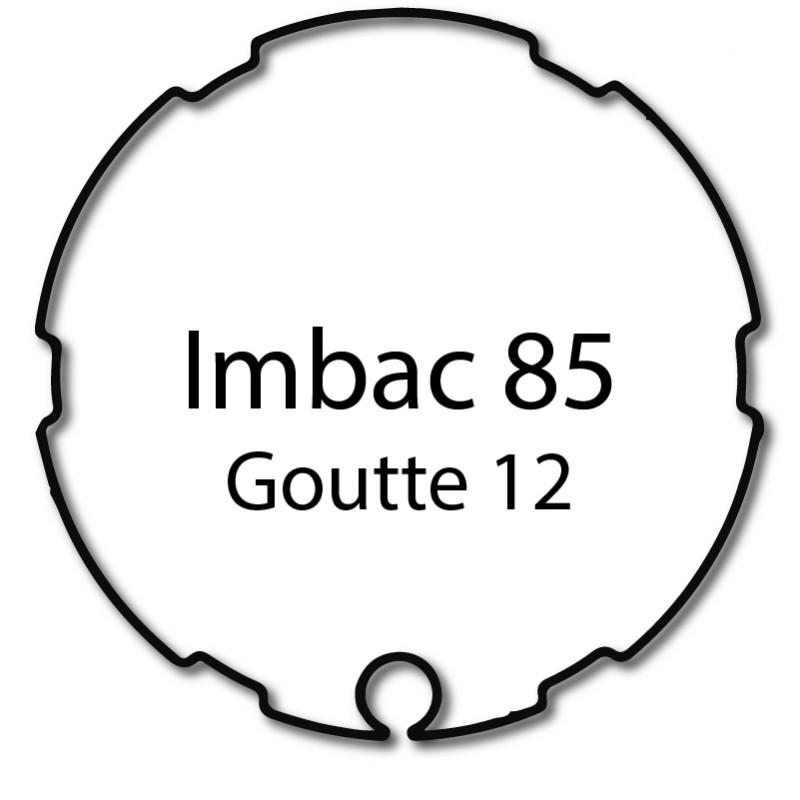 Bagues moteur volet roulant Simu T5 Dmi5 - Imbac 85