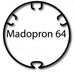 Bague adaptation moteur Somfy LT50 Madopron 64