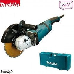 Meuleuse disqueuse Makita 2400 W 230 mm - GA9030KDX2
