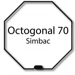 Bagues moteur volet roulant Simu T5 Dmi5 - Octo 70x1,2 Simbac