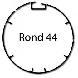 Bague adaptation moteur Nice Neo S - Era S - Rond 44 nervures