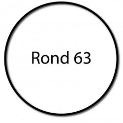 Bagues moteur volet roulant Cherubini - Rond 63