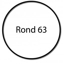 Bagues moteur volet roulant Simu-Somfy LT50 T5 - Rond 63-64
