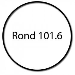 Bagues moteur volet roulant Gaposa XQ60 - Rond 101.6x2.0 mm
