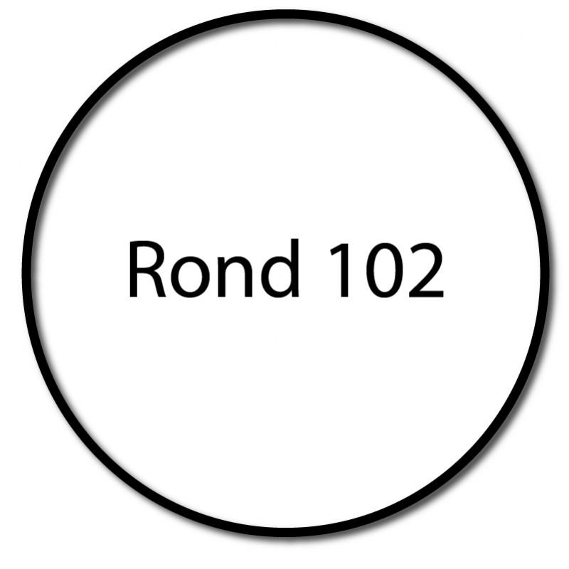Bague adaptation moteur Nice Era L Rond 102