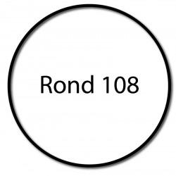 Bagues moteur volet roulant Gaposa XQ60 - Rond 108x2.0 mm