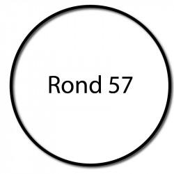 Bagues adaptation moteur Came 45 mm - Rond 57