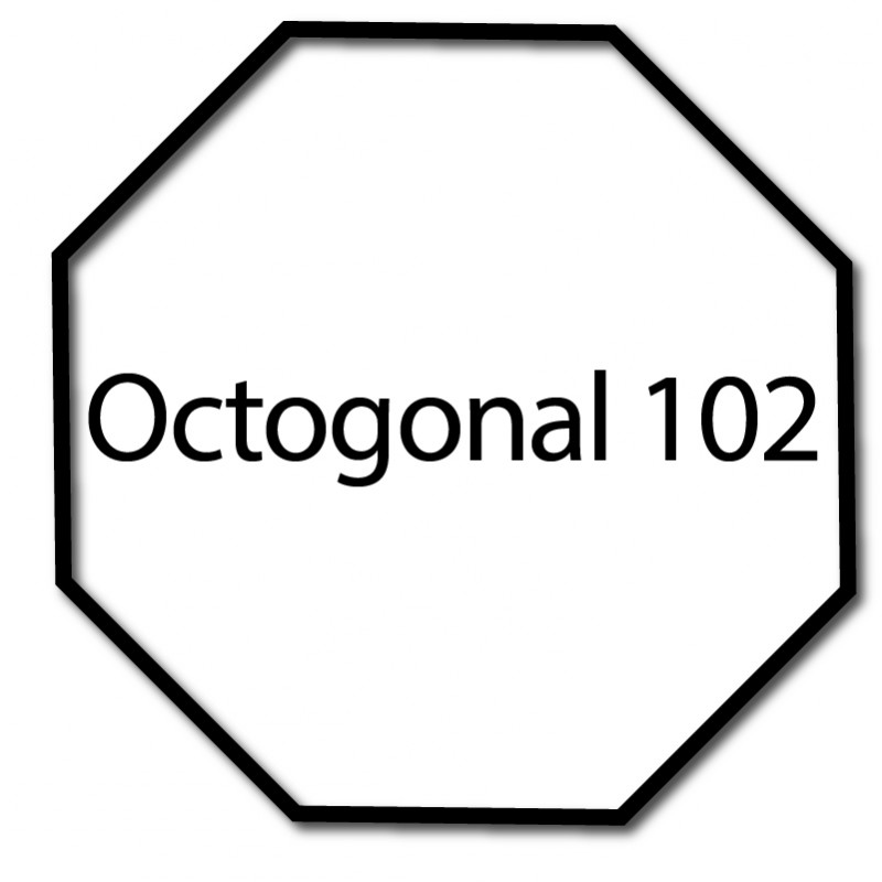 Bague adaptation moteur Nice Era M octogonal 102