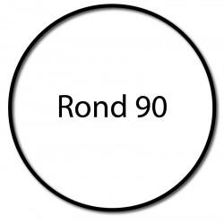 Bagues adaptation moteur Came 55 mm - Rond 90