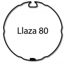 Bague adaptation moteur Somfy LT60 Llaza 80 Goutte 12