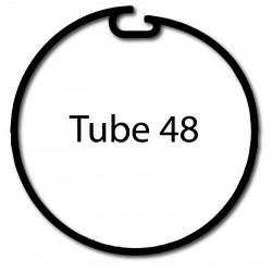 Bague adaptation moteur Somfy LS40 Tube  48