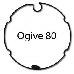 Bagues moteur Cherubini - Ogive 80 - Volet roulant - Store