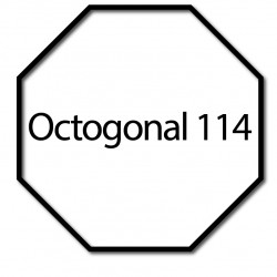Bagues moteur Nice Era XL Tube Octogonal 114 Heroal